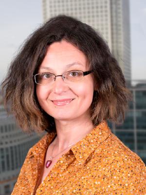 Photo of Aura Joita Kaizen Compliance Consultant
